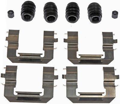 Parking Brake Hardware Kit Rear ACDelco Pro Brakes 18K1773