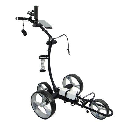 Cart-Tek GRi-1500-Li Remote Control Golf Trolley with