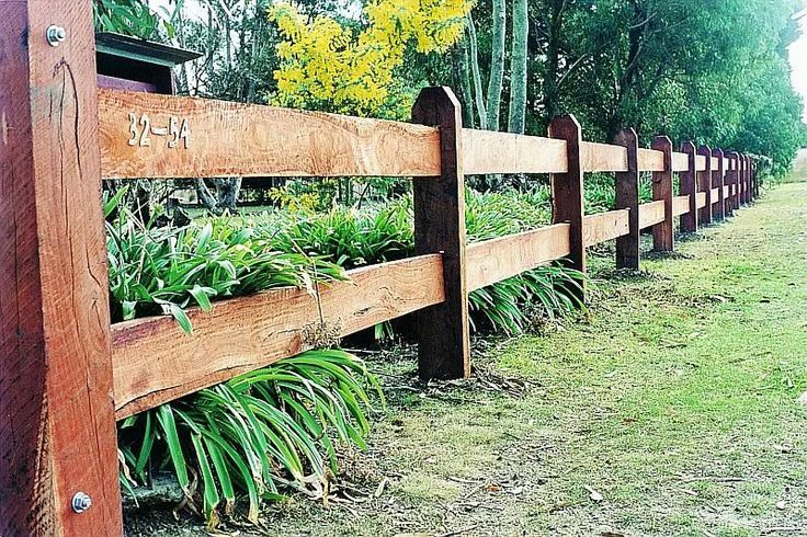 Pin by Dalyce Drysdale on Fences   Fence design, Post ...