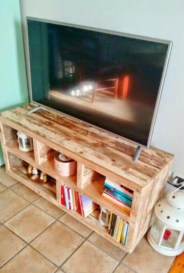 Fabriquer un meuble tv - instructions et modèles DIY Tv stands