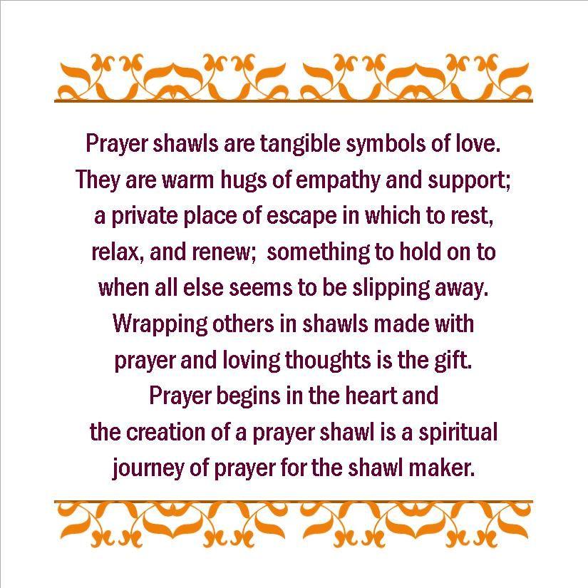 Prayer Shawl Ministry St.Anthony/All Saints | crochet | Pinterest
