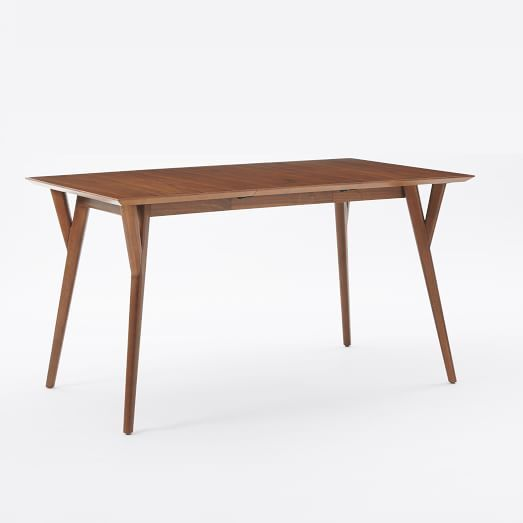 38+ West elm mid century expandable dining table Trend