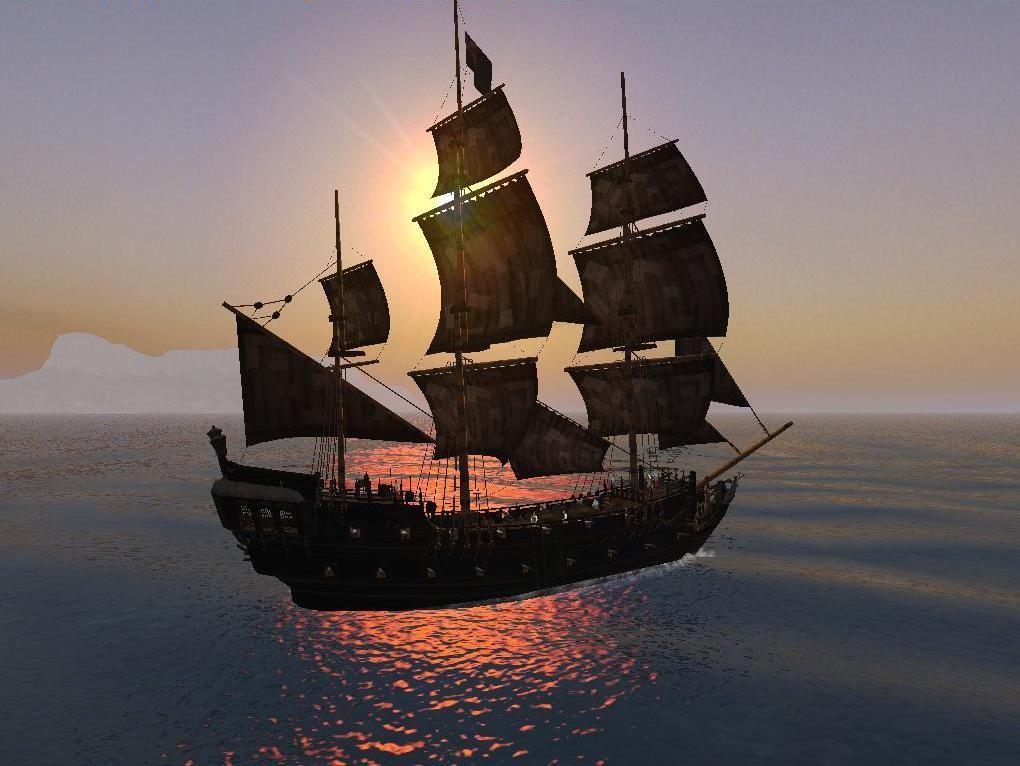 Пираты карибского моря корабль картинки
