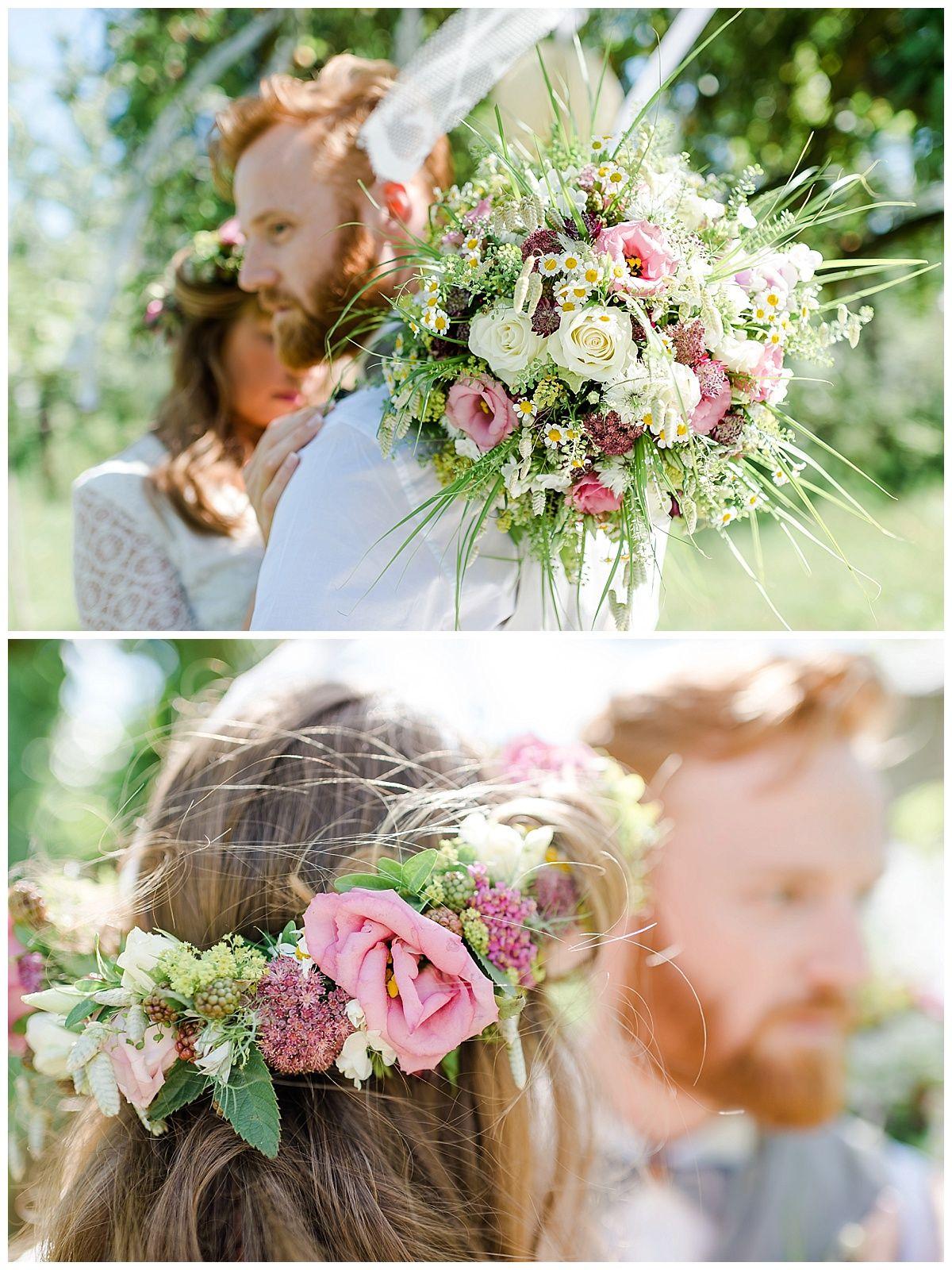 Green Wedding Wald Und Wiesen Hochzeit Im Boheme Stil Hochzeit