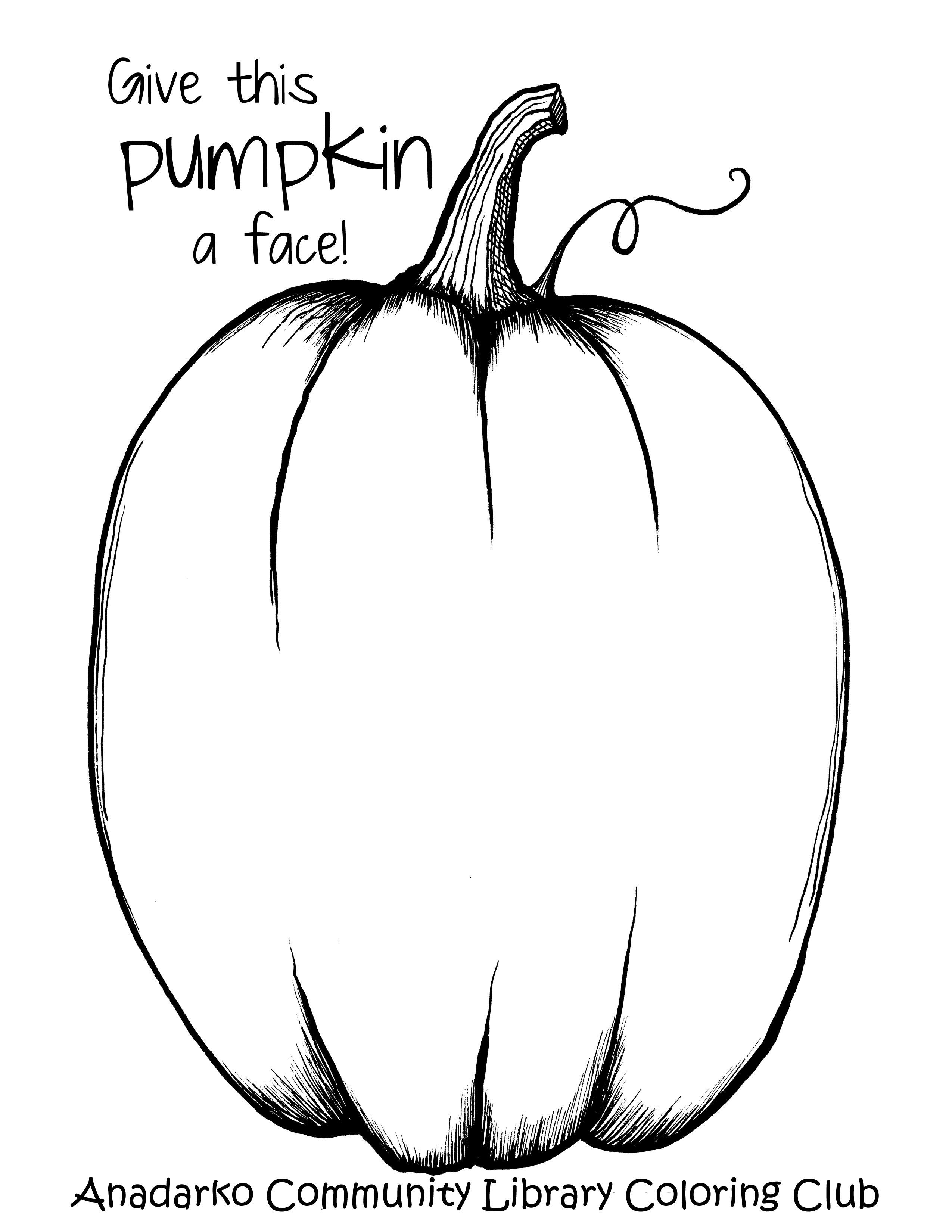 custompumpkinface Pumpkin coloring pages, Halloween