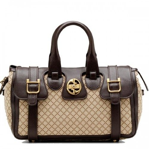7bb429c549c Gucci Medium Boston Bag Beige-Brown 231822 Sale