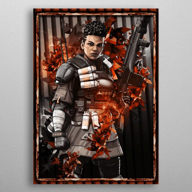 Apex Legends Metal Poster Collection