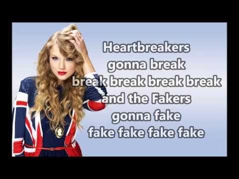 Taylor Swift Shake It Off Lyrics Youtube Shake It Off Lyrics Taylor Swift Videos Shake It Off