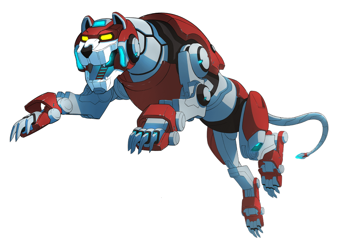 Red Lion from Voltron Legendary Defender | Voltron ... Voltron