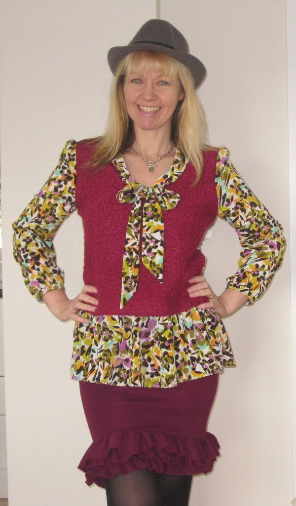 Mccalls Misses Tops 6793 Pattern Review By Winterqueen Sewing