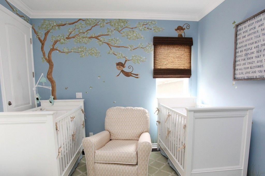 gender neutral nursery for twins | neutral nurseries, gender