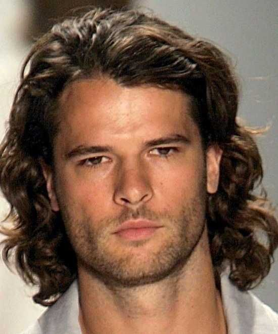 Marvelous Haircuts For Curly Hair Men39S Haircuts And Curly Hair On Pinterest Hairstyles For Women Draintrainus