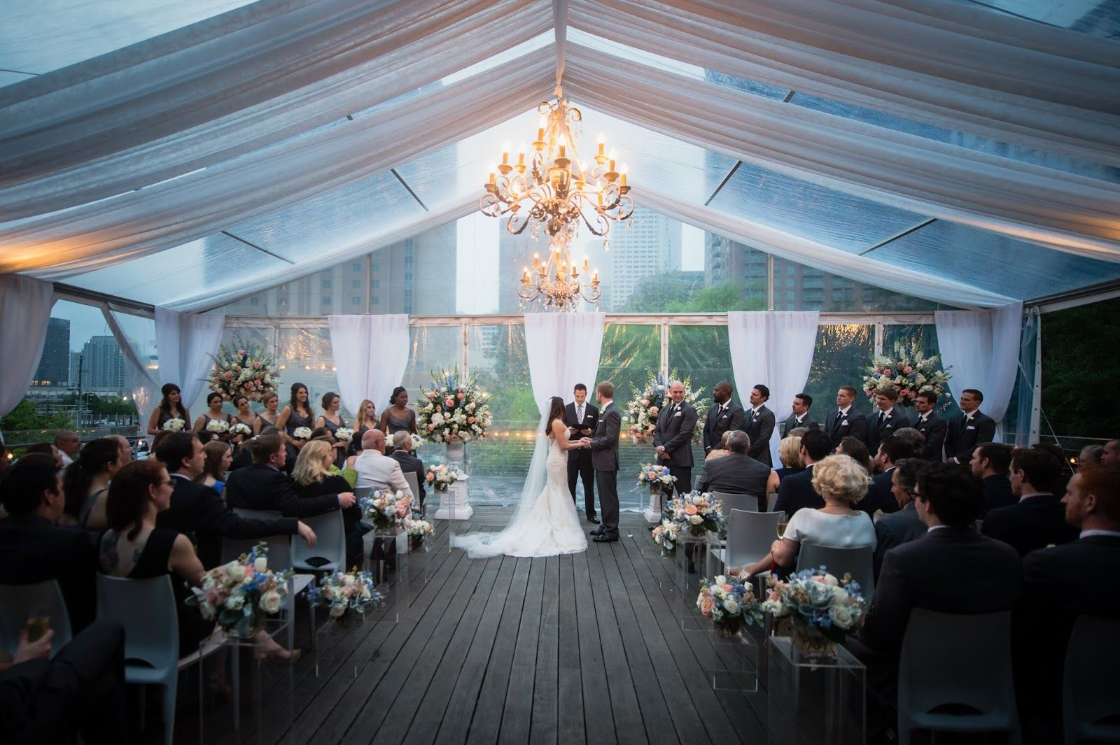 THE GROVE Wedding Venue in Discovery Green (not sure on