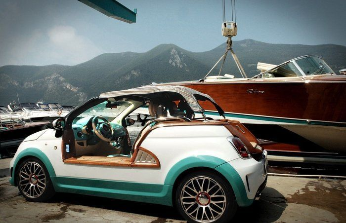 fiat 500 riva e smart stuff pinterest. Black Bedroom Furniture Sets. Home Design Ideas