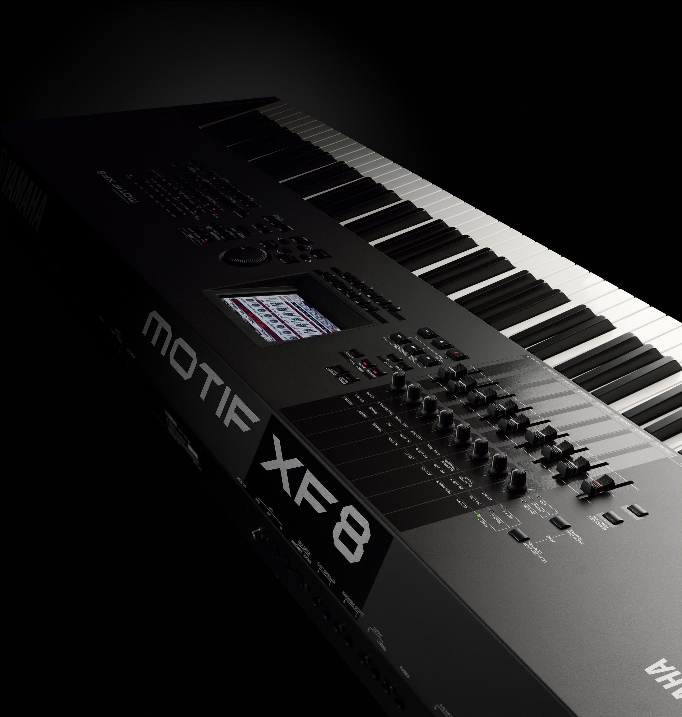 Yamaha Motif Xf8 I Wanted One Of These For The Longest Time But Keyboard Wiring Diagram Will Have To Wait Few More Years