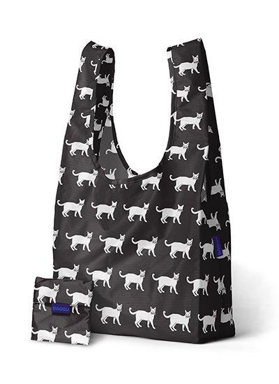 a9aa0c216 STANDARD BAGGU / BLACK CAT - BAGGU | Handbags | Reusable shopping ...