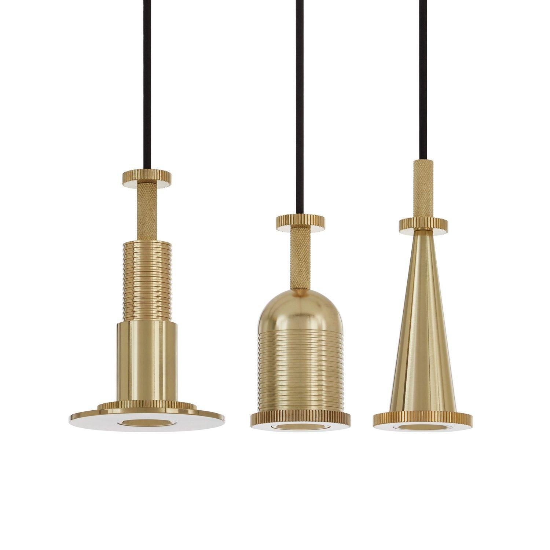 Cog Stack Pendant Light Dome Pendant Lighting Pendant Light Pendant Lighting