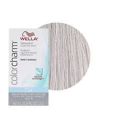 Image result for wella color charm toner  or  hair dye also best images ideas colorful grey rh pinterest