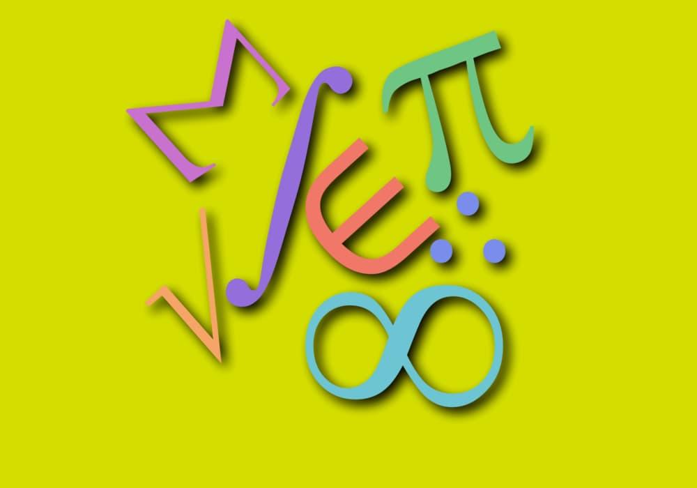 Simbol Matematika Lengkap Beserta Artinya Math Symbol Pinterpandai Matematika Kalkulus Aritmetika