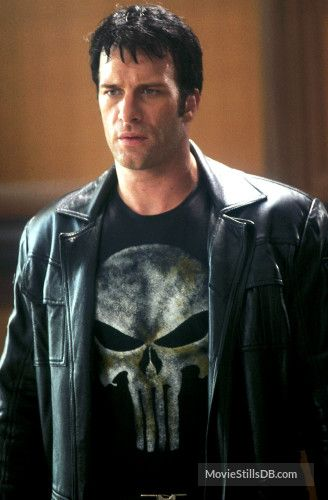 The Punisher Thomas Jane Punisher The Punisher Movie