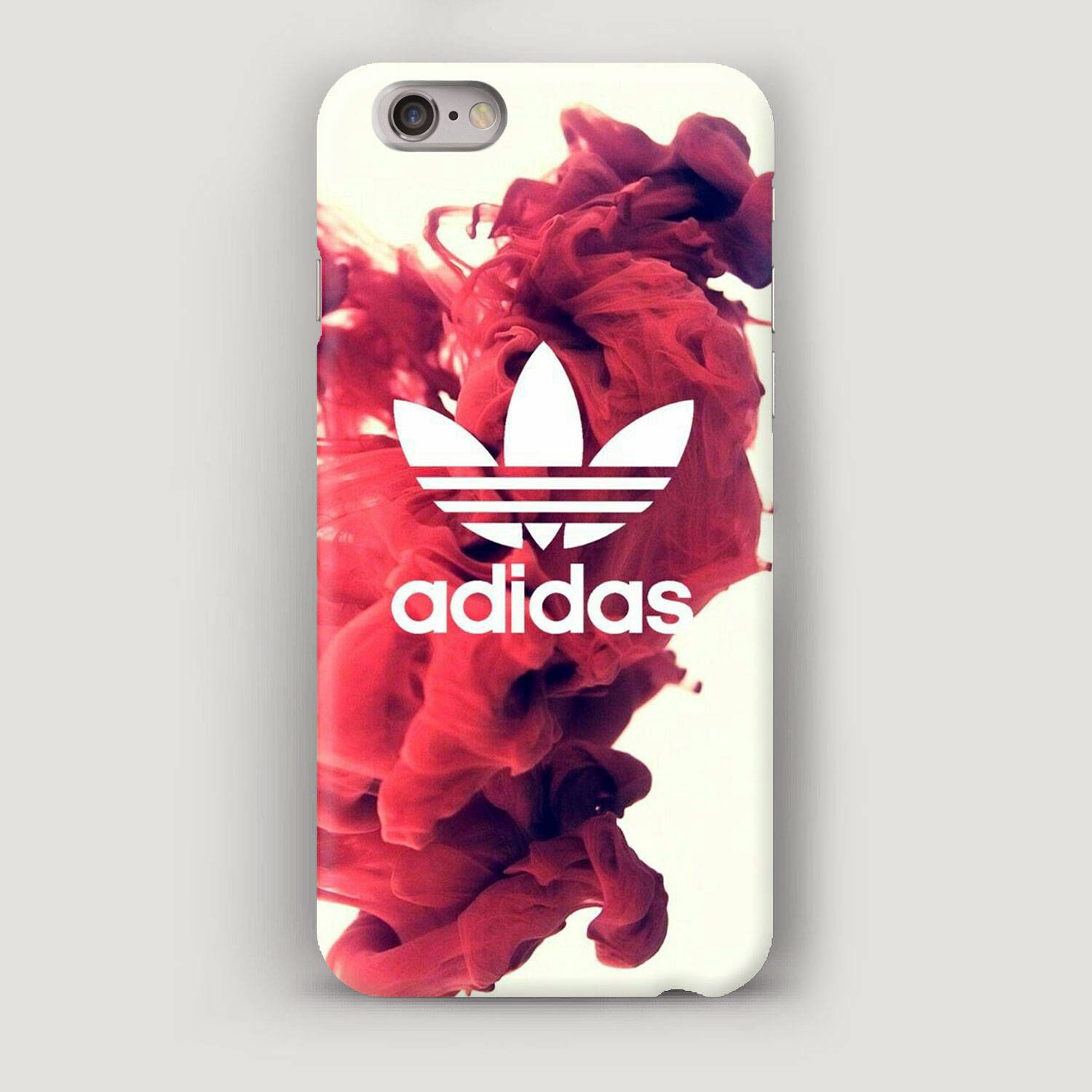cover iphone 6s adidas rosa