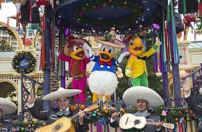 disney's california adventure 2015 | ParquePlaza.net: Disney ¡Viva Navidad!: una celebración con sabor ...