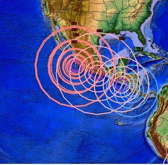 DeAnna Schultz - Google+   Gulf of california. Earthquake prediction. Earthquake