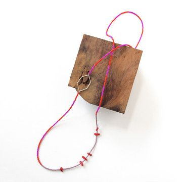 Abstraction Necklace I now featured on Fab.