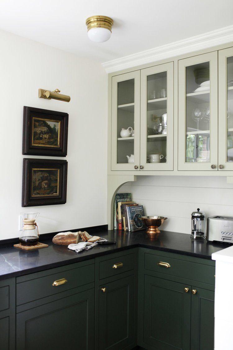 friday inspiration ready to relax kitchen interior green kitchen cabinets interior design on kitchen interior green id=63172