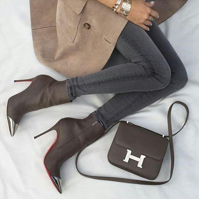 Winter Combo  Via @fashion.resort  By @upcloseandstylish