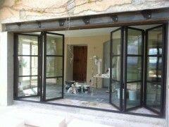 porte fen tre accord on vantaux repliables fabrication porte fen tre acier inox. Black Bedroom Furniture Sets. Home Design Ideas