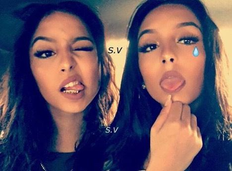SiAngie | Siangie Twins | Pinterest | Twins and Girls