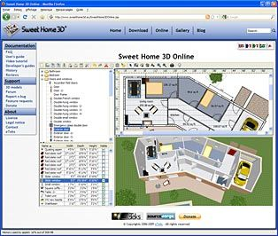 By Sweet Home 3d An Online Program To Do A Layout Of The Interior Of Your Home Interior Design Programs Miami Interior Design Free Interior Design Software