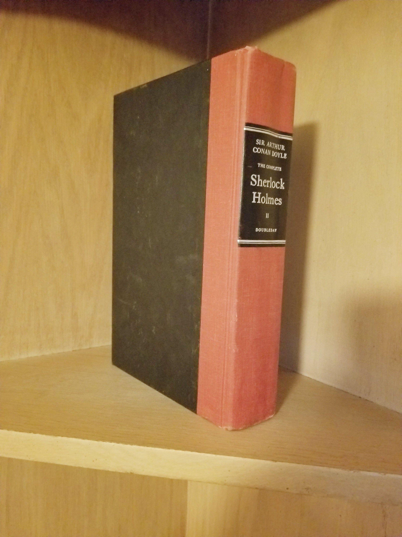 Sir Arthur Conan Doyle – The Complete Sherlock Holmes Volume 2 – Hardcover