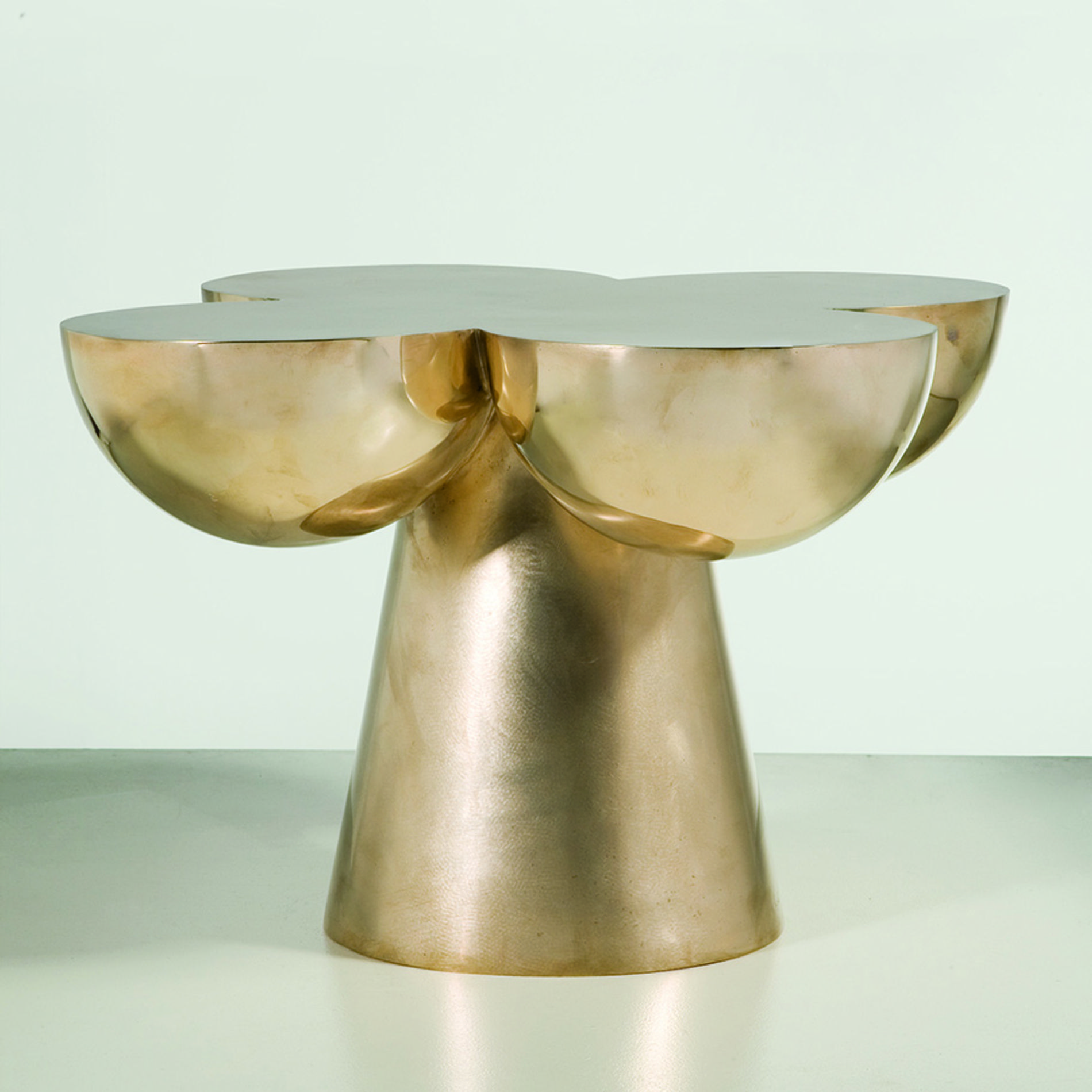 Emile gilioli table fleur 1970 table pinterest for Mobilia 1970