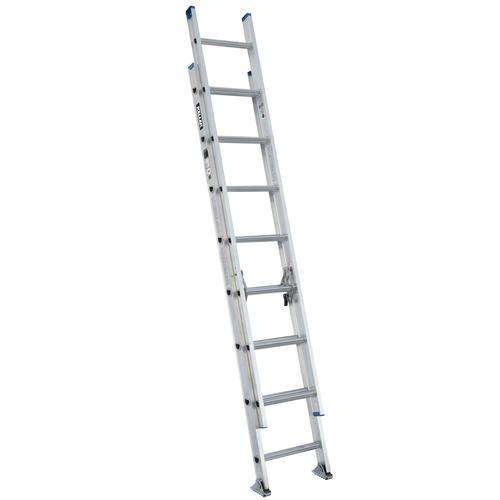 4016k 16 Type I Aluminum D Rung Extension Ladder Aluminum Extension Ladder Aluminium Ladder