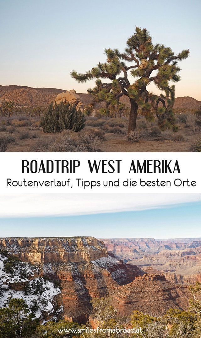 Roadtrip West Amerika – Mein Lieblings Roadtrip – Blogparade – smilesfromabroad