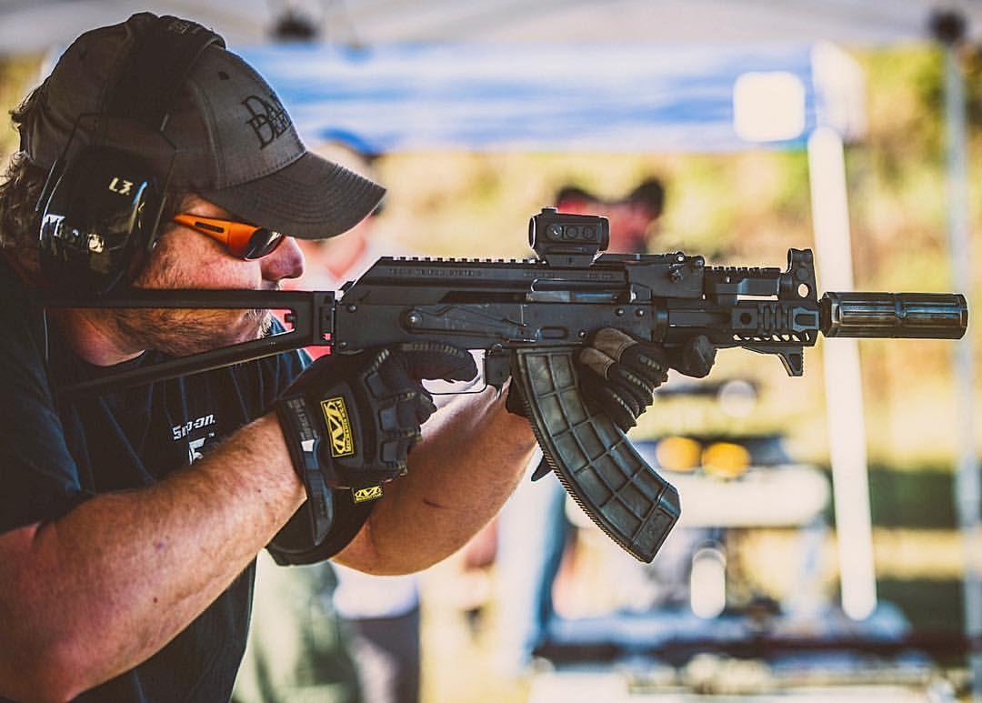 SLR Rifleworks' Mini Draco SBR | Guns Gear and Toys