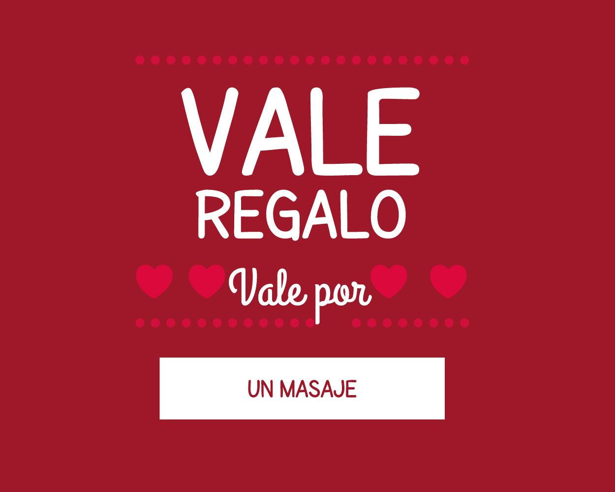 Vale regalo masaje imprimibles pinterest vale for Tutto in regalo gratis