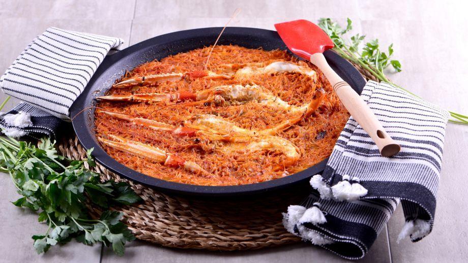 Cocina Fideua   Fideua 22 0 Julius Julio Bienert Receta Canal Cocina Los