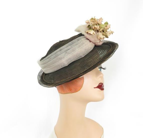 1930s black hat de842b59d36