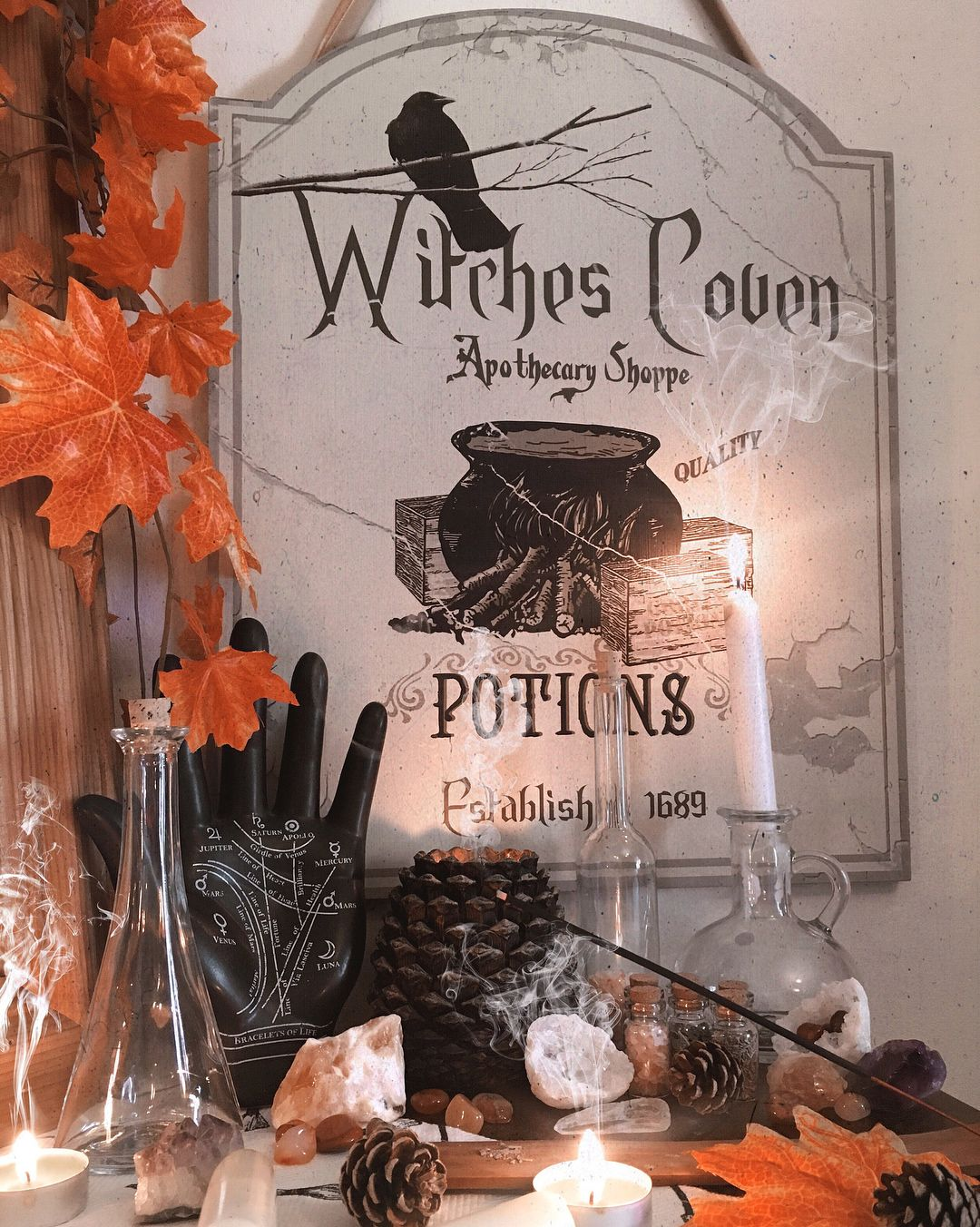 Pin by East Coast Pearl on ⋆ witchy   Witch coven, Eclectic witch
