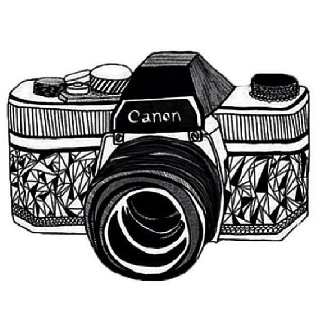 camera photography tumblr drawing images galleries with a bite. Black Bedroom Furniture Sets. Home Design Ideas
