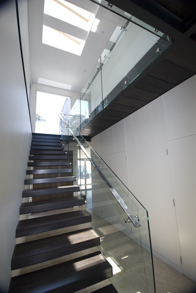 Pretty Hand Railing Vogue Sydney Modern Staircase Decoration