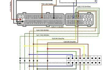 Pin By Dean Hardiman On Auto Wiring Simple To Use Diagrams Garage Equipment Repair Ecu