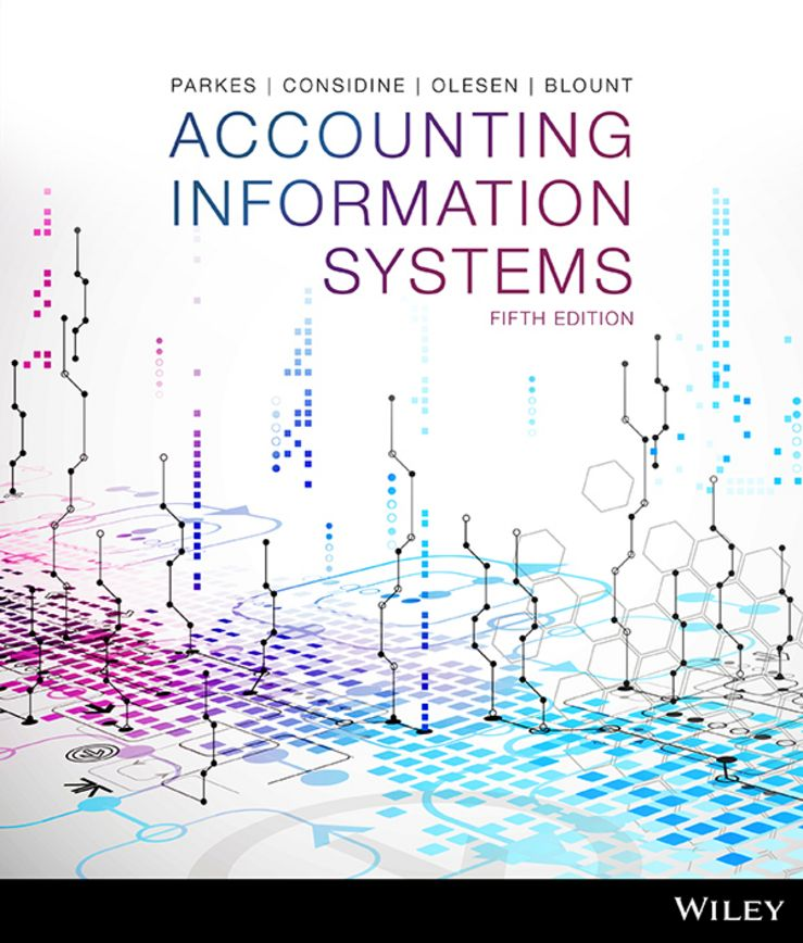 Accounting information systems 5th edition authors alison parkes accounting information systems 5th edition authors alison parkes brett considine yvette fandeluxe Choice Image