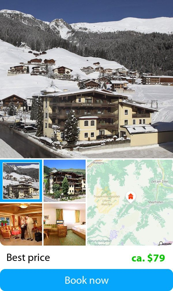 Jakober (Tux, Austria) – Book this hotel at the cheapest price on sefibo.
