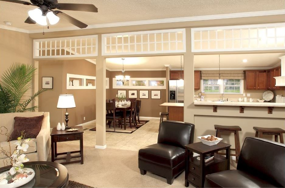 Single Wide Mobile Home Interiors Bing Images Remodeling
