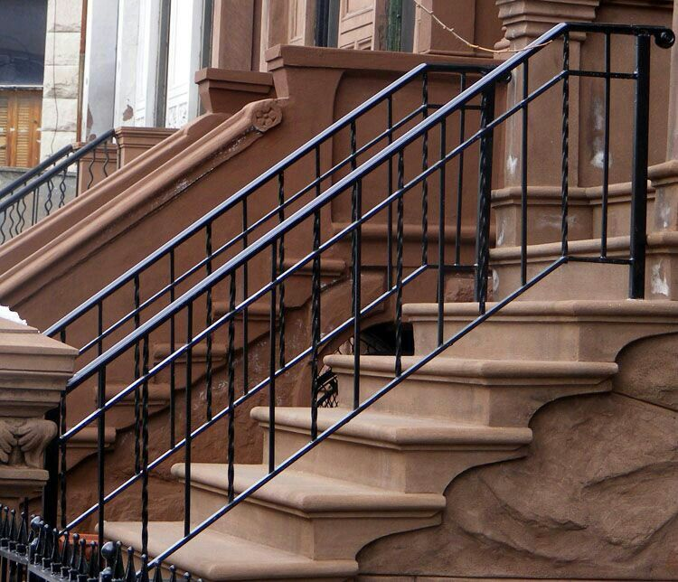 Customized Decorative Railings. Get the railings you've desired for your home. Browse our page for some ideas then, contact us for a FREE QUOTE. #IRONWORKNY.COM