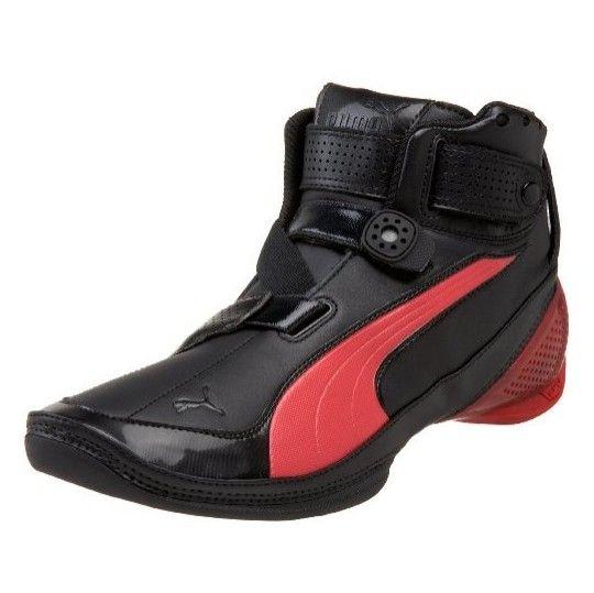 PUMA Furio Mid Mu SF Sneaker Rosso Corsa 9.5 D ; for Men in